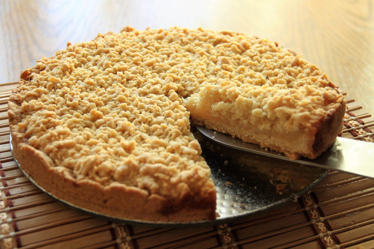 Nika 27 декабря года 64 83  грушевый пирог с ореховой начинкой.