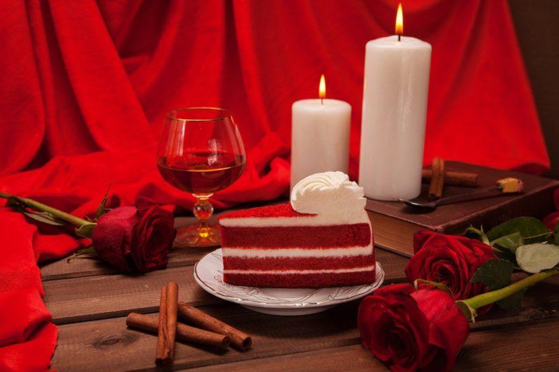 Красный бархат с маскарпоне - Простые рецепты вкусных десертов