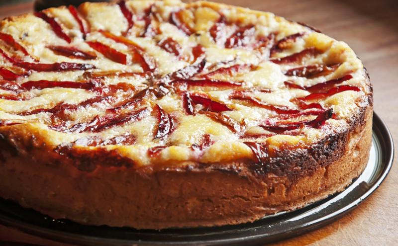 Тыквенные пирог в мультиварке - рецепт пошаговый с фото