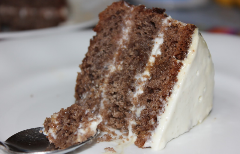 Как приготовить черемуховый торт