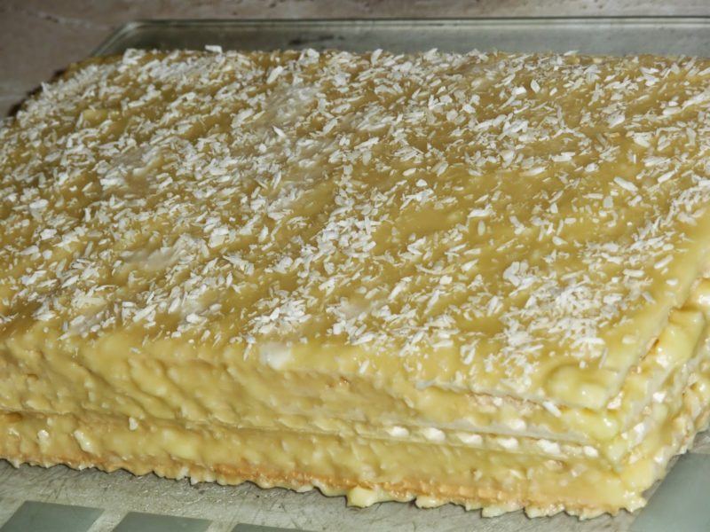 Вафельный торт – 8 рецептов как вкусно приготовить