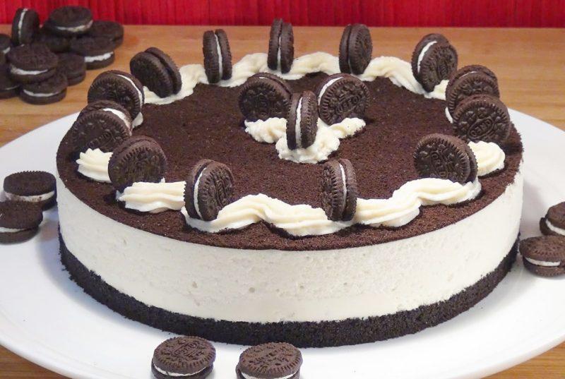 """Торт из печенья """"Oreo"""""""