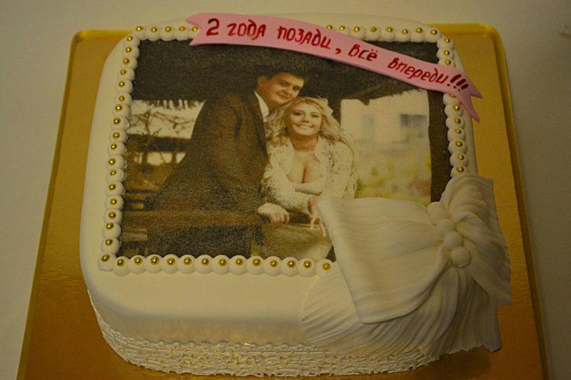 Торт на годовщину свадьбы своими руками