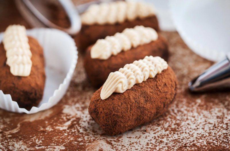 Пирожное Картошка базовая