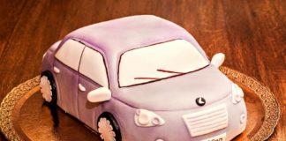 Торт «Машина»