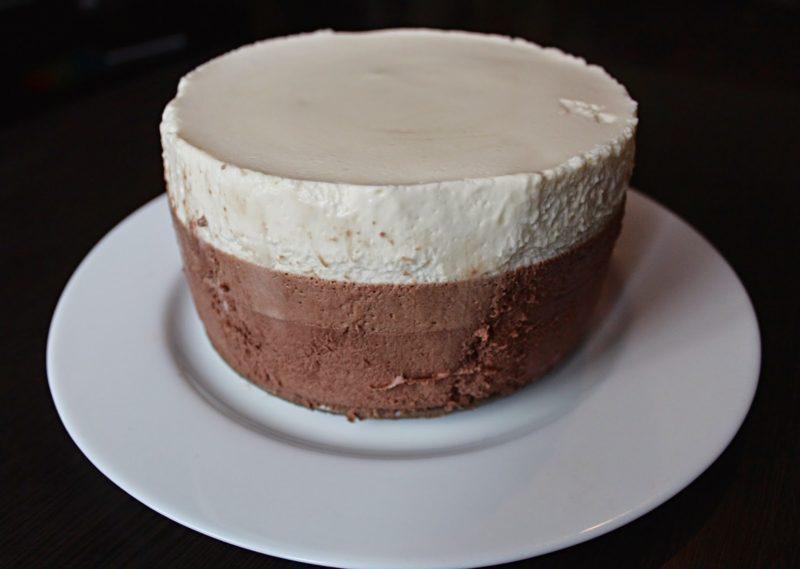 Торт Три шоколада с агар-агаром