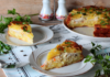 Пирог из капусты быстрого приготовления