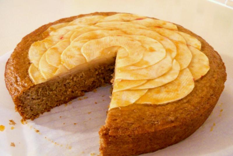 Американский яблочный пирог от Гордона Рамзи