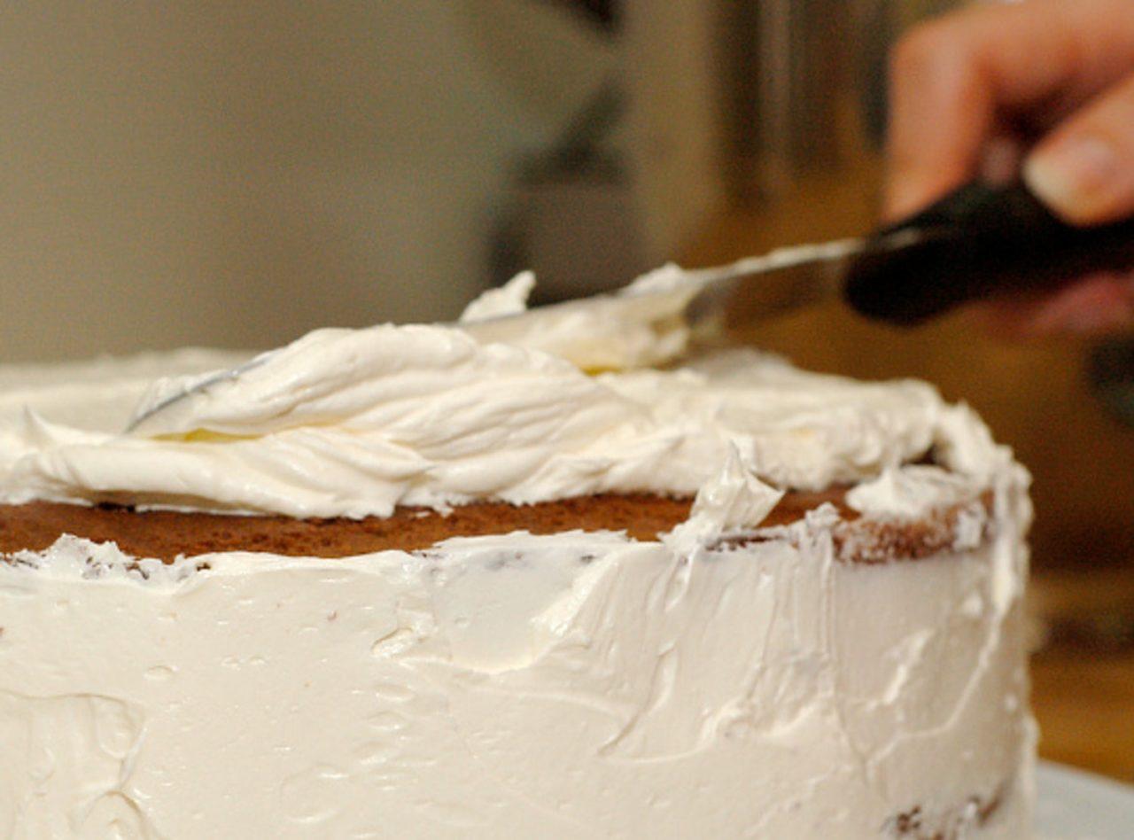 Крем для торта по-швейцарски