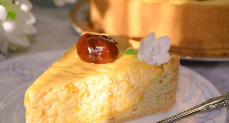 Пирог с тыквой и творогом – базовый рецепт