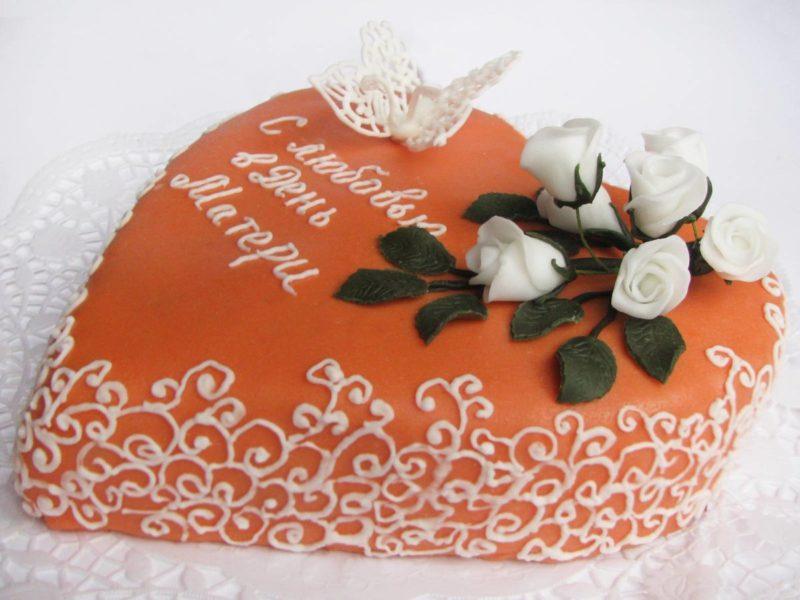 Десерт С любовью для мамы