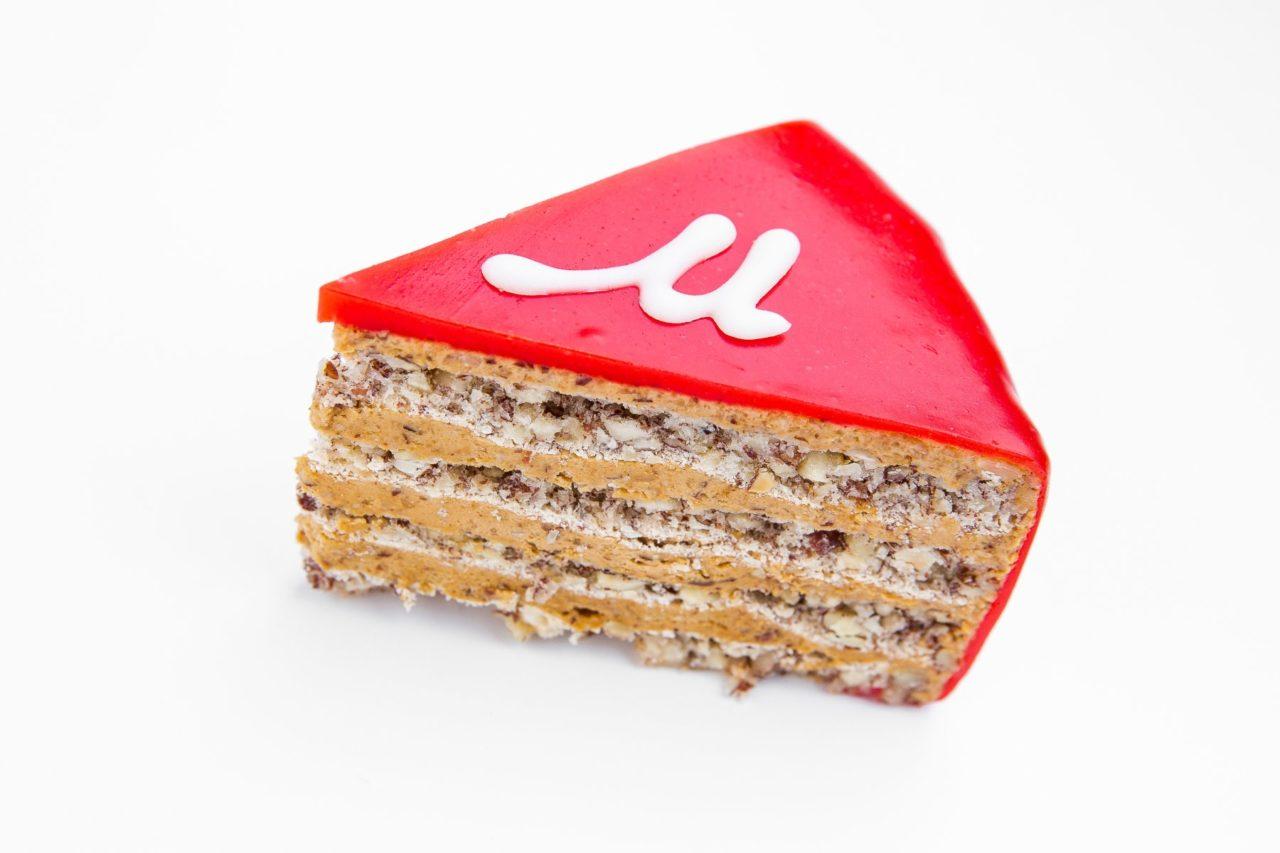 Торт Москва постный
