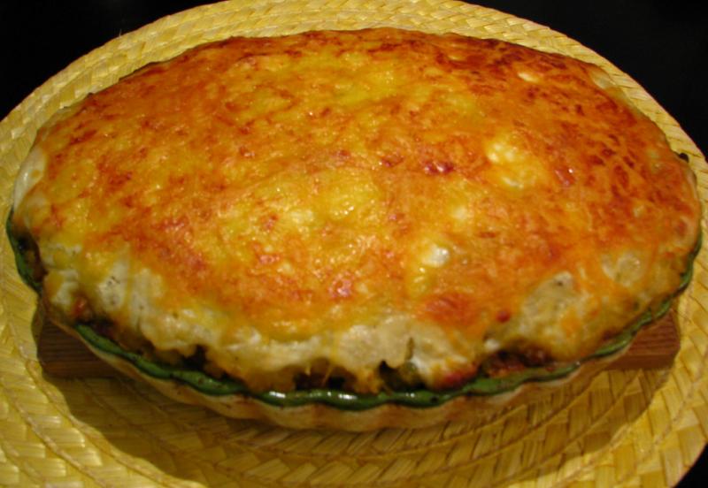 Пастуший пирог по-английски